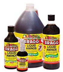 "A product that deserves to ""BRAGG"""