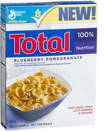 Is there a kleptomaniac living in your blueberry pomegranate cereal?