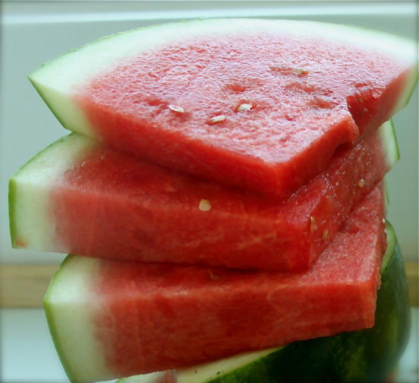 Why watermelon is so freakin' awesome plus watermelon gazpacho recipe