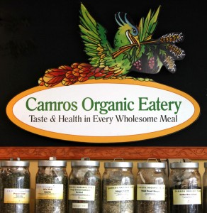 Camros Organic Eatery Restaurant Review