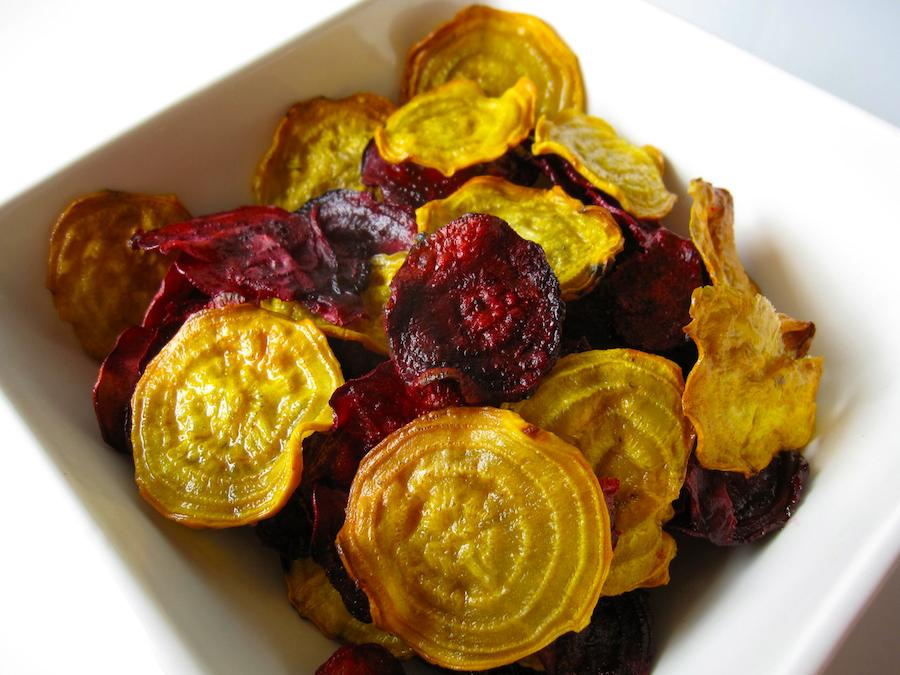 Beet Chips RecipeThe Naked Label