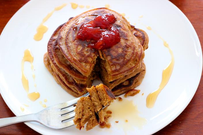 Pb and J pancake