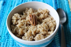 Soaked Pecan Cinnamon Rolls Quinoa Recipe