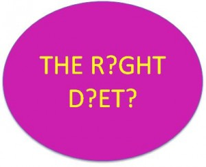 Undressing Diets – Finding The Right Diet That Fits You
