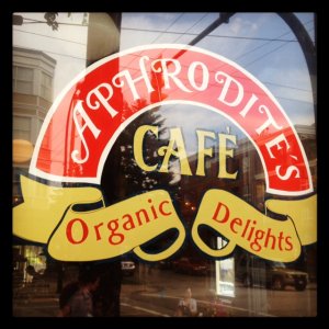 Aphrodite's Cafe Restaurant Review