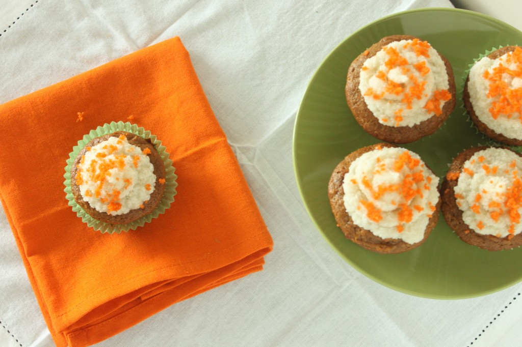 Carrot Cake Cupcakes by Out To Lunch Creations