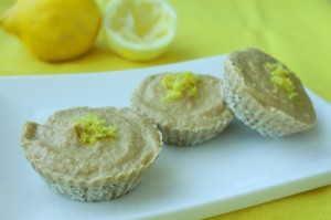 Raw Lemon Cheesecake Recipe