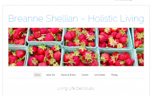 Breanne Shellian - Holistic Nutritionist