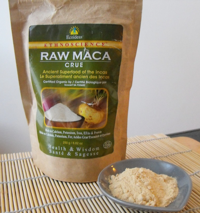 Stressed? Low energy? Maca to the rescue!