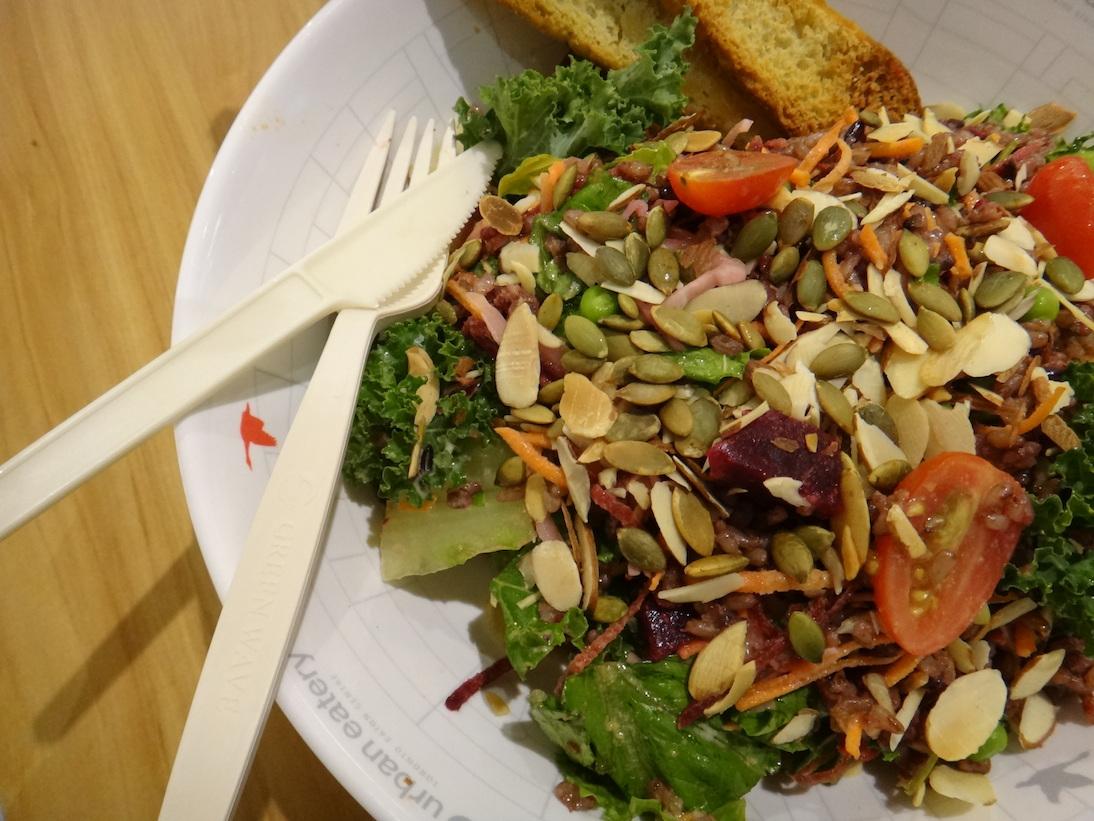 Urban Herbivore_salad