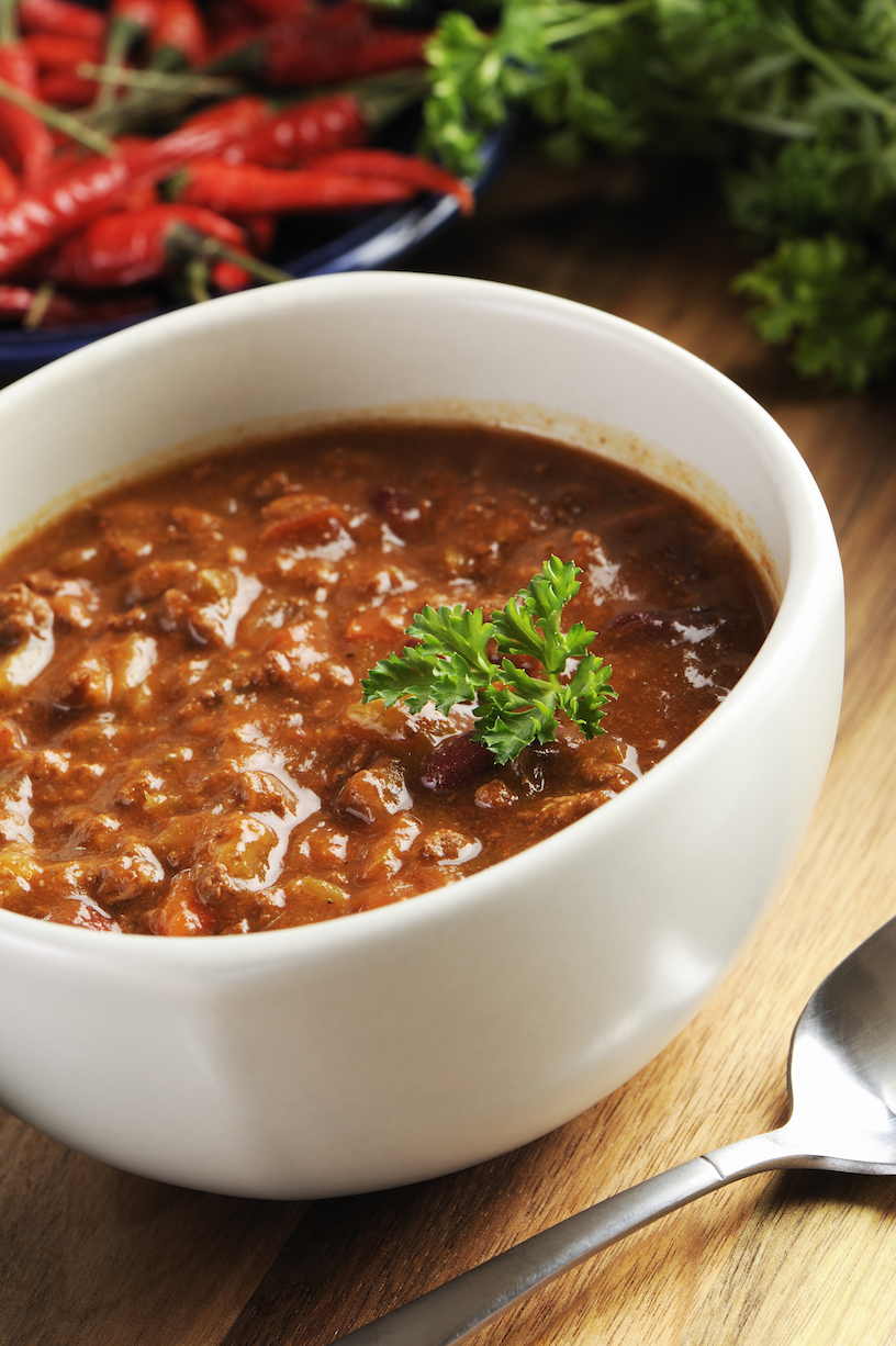 Fully Loaded Chili Recipe