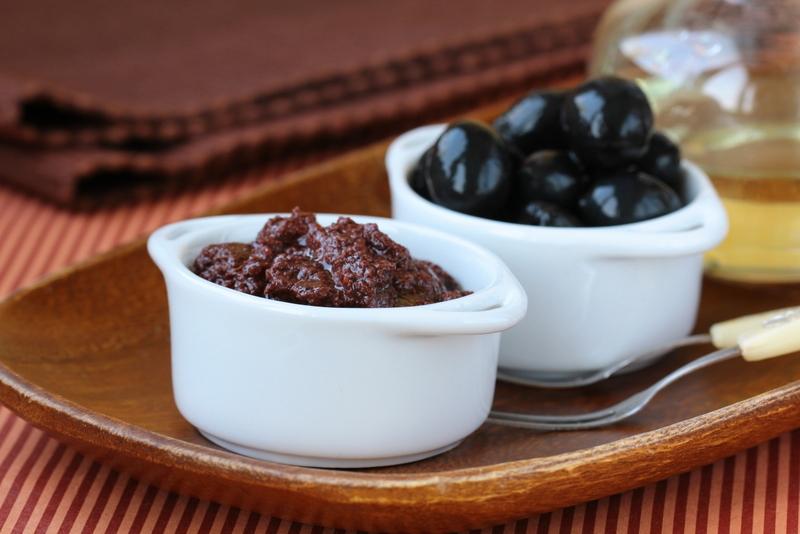 Sicilian Olive Tapenade Recipe