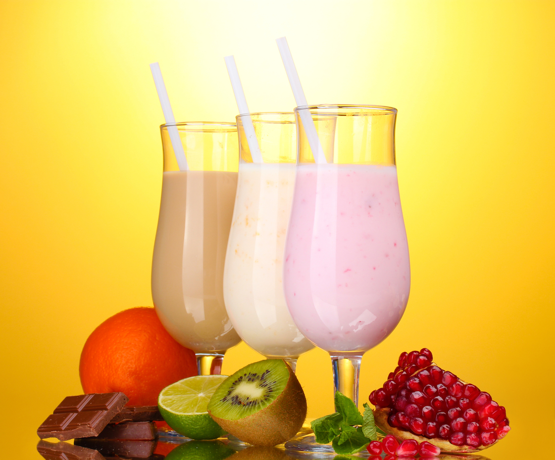 Healthy Diner Shakes Recipe