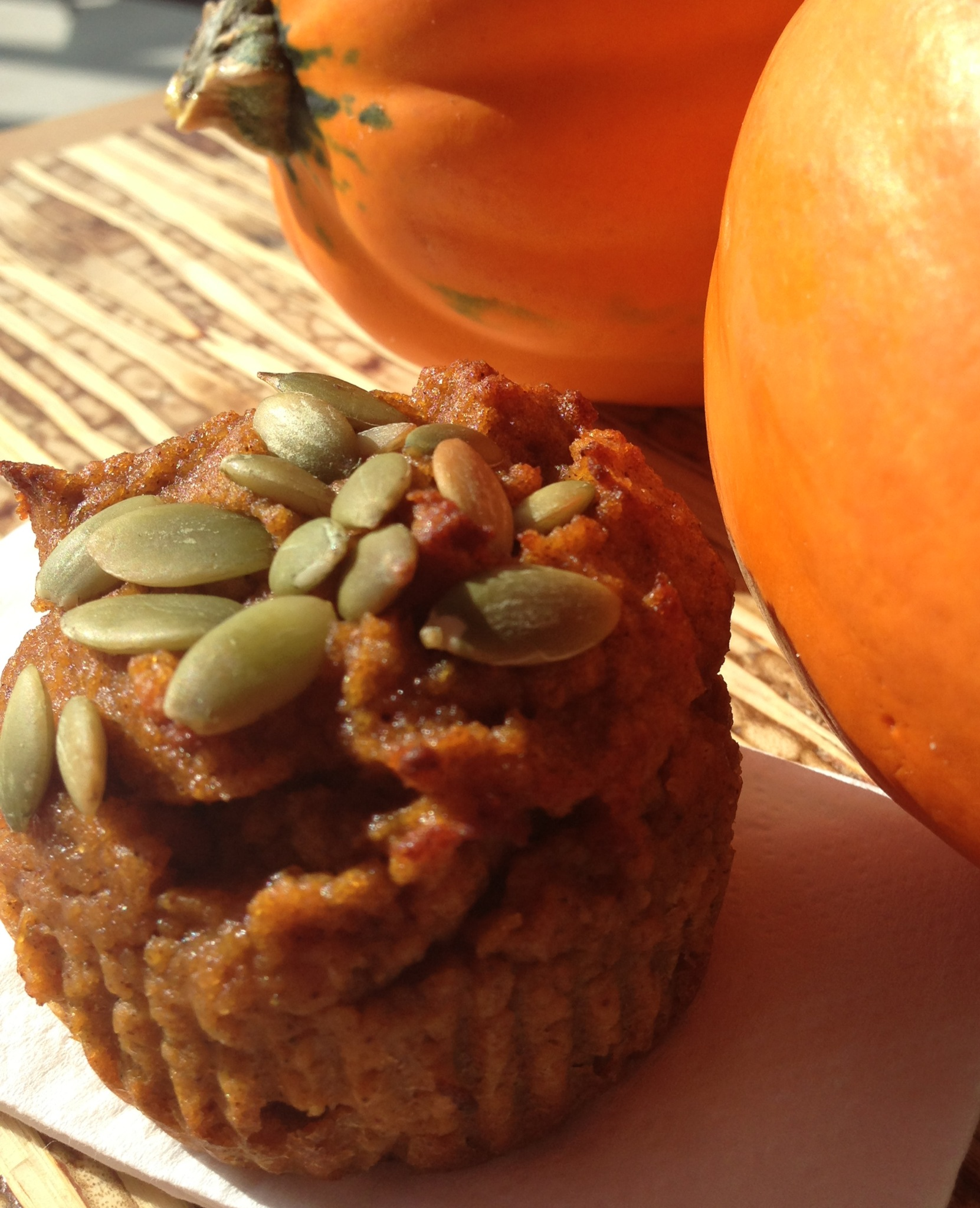 Paleo Pumpkin Pie Muffin Recipe