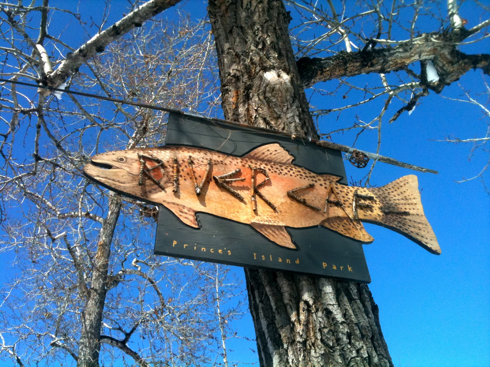 River Cafe Restaurant Review