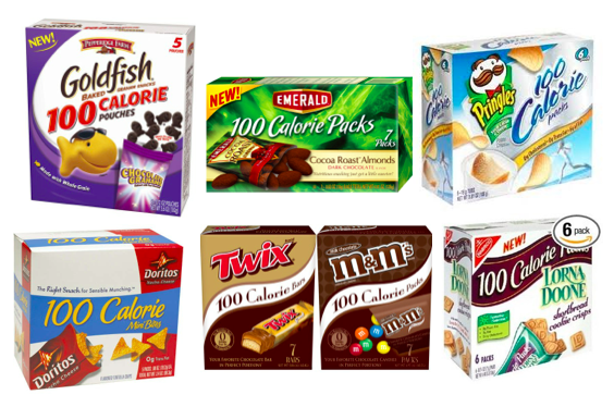100 Calorie Snacks Have Attacked! Find out why they are harming us.