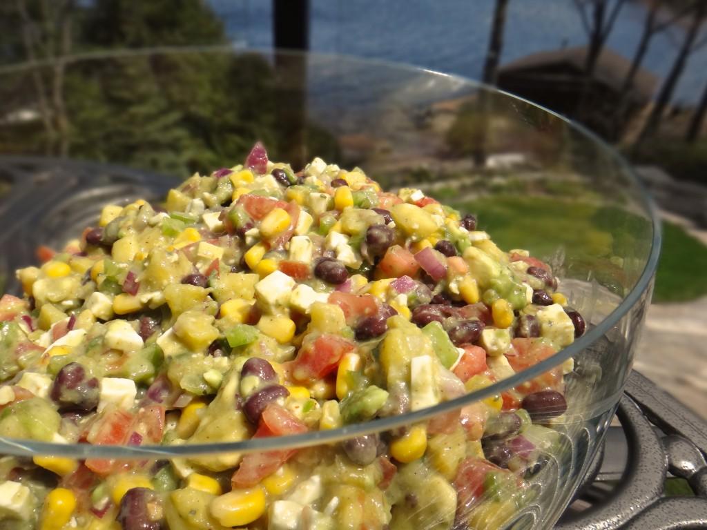 Avocado Party Salsa Recipe