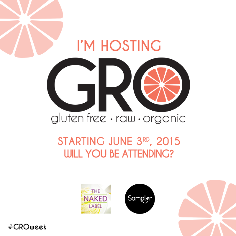 Gluten-Free, Raw, and Organic Online Sampling Event – Get awesome free healthy stuff!