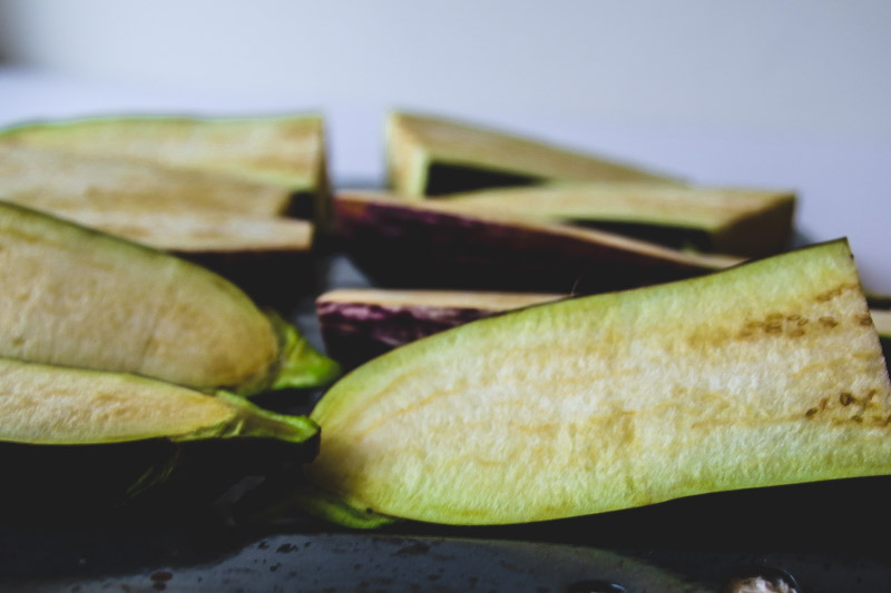 Smoky Paprika Roasted Aubergine Dip