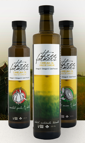 Camelina Oil – 3 reasons this oil deserves a spot in your kitchen
