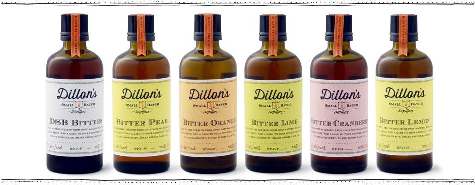 Dillon's bitters