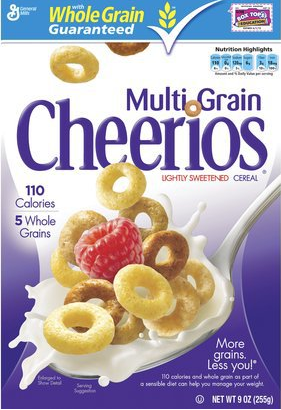 New Multi Grain Cheerios Ad Campaign Dupes Consumers. WATCH OUT!