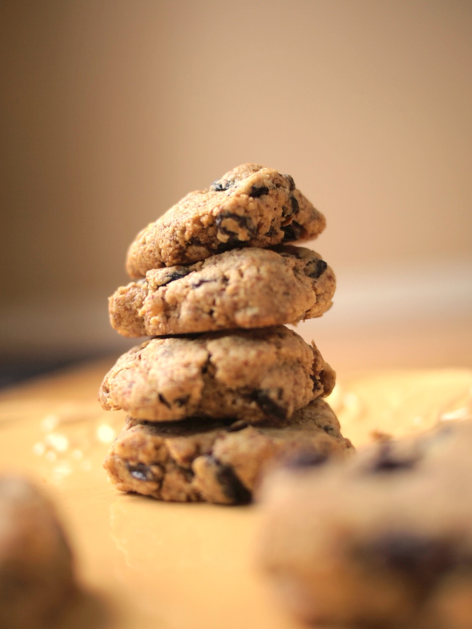 oatmeal currant cookies.1