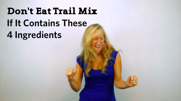 Don't Eat Trail Mix If It Contains These 4 Ingredients